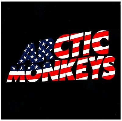 ARCTIC MONKEYS AM | Suck It And See Ltd Ed Tattoos & Stickers Lot +