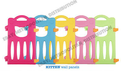 CAT 14Piece playpen+100 balls,foldable Kid/children/baby Room Divider/fence/zone