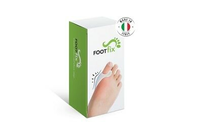 FootFix® 2x conf originale separatore per alluce valgo più comodo Foot Fix 2