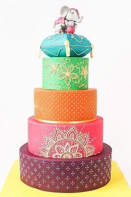 Fondant | Sugar Paste | Ready Rolled Icing | Peach | Cake Craft Bargain 1,2,5 KG 4
