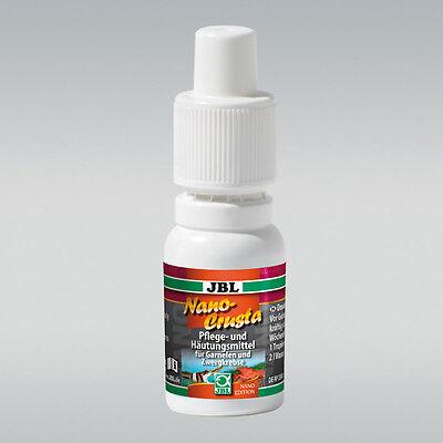 JBL Nano-Crusta  Pflege- und Häutungsmittel für Garnelen und Zwergkrebse 2 • EUR 6,89