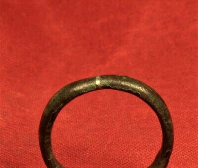 Ancient Hellenistic Seal Ring, Finger Ring, 800 B.C. - Ancient Greek 5