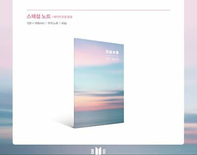 [BTS] - 花樣年華 THE NOTES SET(K/E/J)+Pre-Order Special Notes(Full Set Only)Official 3