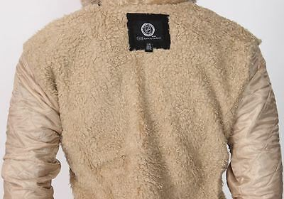 NHL NFL Winter Casual Hoodie Sherpa Lined Jacket Fur Sweatshirt Plus Sizes UK 5