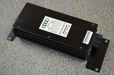 Audi A4 8H Cabrio Verstärker Steuergerät Endstufe 8H0035223