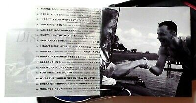 Forrest Gump The Soundtrack 32 American Classics on 2 CD's 1994 Sony 7