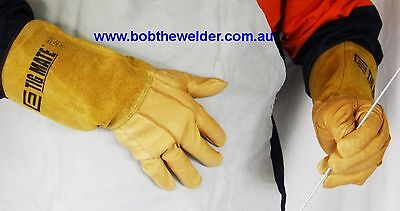 5 Pair TIGMATE LARGE TIG Welders Gloves LARGE TIG gloves Kevlar TIG Gloves 5Pr
