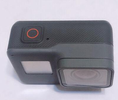 Used GoPro HERO 5 Black Waterproof Action 4K Ultra HD Camera Touch Screen Case 6