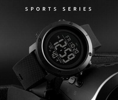 SKMEI Watch Mens/Womens Watches Waterproof Sport Outdoor LED Digital Wristwatch 7