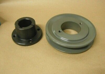 AMEC AK34H SINGLE GROOVE QD PULLEY W//  BUSHING CHOOSE YOUR SIZE!