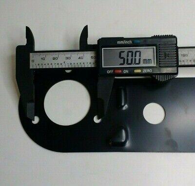 7 Pin & 13 Pin Socket Towing Bracket 12N 12S 2mm Mounting Plate Maypole Mp86B 5