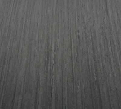 """Black Ebony composite wood veneer 24/"""" x 24/"""" with paper backer 1//40/"""" thick # 633"""