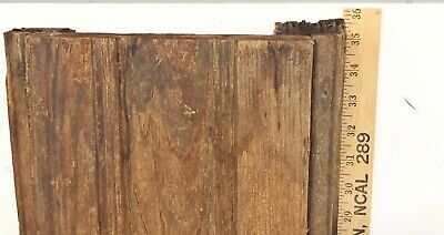 Antique Oak MANTLE COLUMN  post reclaimed fireplace salvage *B27* 2