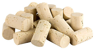Korken gebraucht Flaschenkorken 50-1000 Stück gebrauchte Weinkorken natur