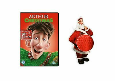 Arthur Christmas - With Christmas Decoration [DVD] 2