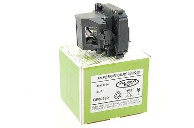 Beamerlampe Ersatzlampe f/ür EPSON EB-1771W Projektoren Alda PQ-Premium Lampe mit Geh/äuse