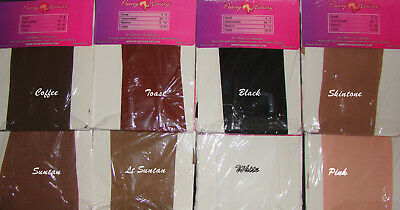 Girls High Gloss Peavey Tights Pick  Color Shiny Dress Kid's Pantyhose 40 denier