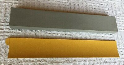 "Curve-Flex, 5 Piece -Professional Hand Sanding Block Kit 16.5"", 7.75"", 5.5"" blks 7"