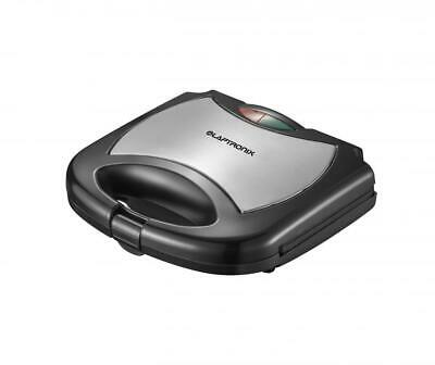 Laptronix Non Stick Two Slice Toasted Sandwich Maker Press Grill Toaster 3