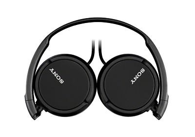Sony MDR-ZX110 Stereo Over-Head Headphone Extra Bass Black & White Colors 4