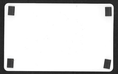 Montreal Canadiens Molson Pocket Schedule & Display Rack Nhl Hockey See List 10