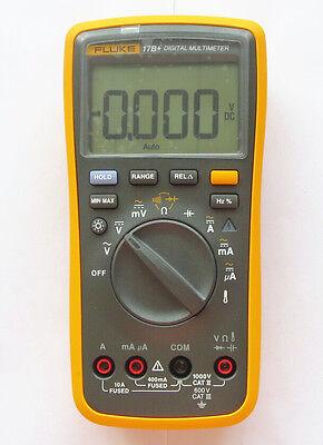 FLUKE F17B+ 17B+ Digital Multimeter Meter with a FLUKE bag