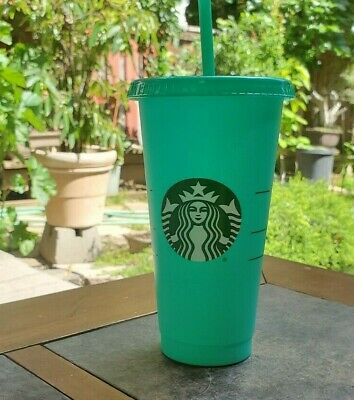 Starbucks Color Changing Summer Pride 2020 COLD Reusable Cup tumbler New Venti 7