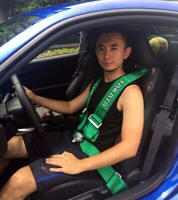 TAKATA Racing Seatbelts MPH-341 Car Belts 4 Point Sparco Harness race Bucket 10