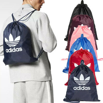 b663ea57ef ... Adidas Originali Trifoglio Sport Borsone Borsa Sacca da Ginnastica  Palestra 2