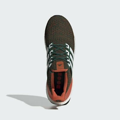 adidas Ultra Boost 4.0 Miami Hurricanes EE3702 Release Date