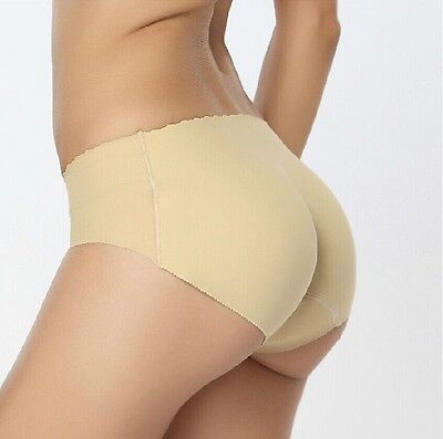 Women's Padded Hip Enhancer Butt Lifter Body Shaper Underwear Panties Shapewear 3