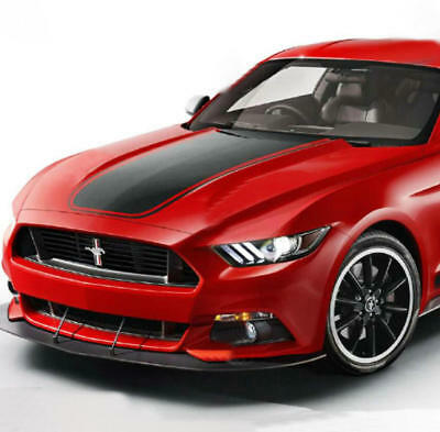 2 PCS Graphics Vinyl Sticker Stripe Decal For Ford Mustang 25th Anniversary