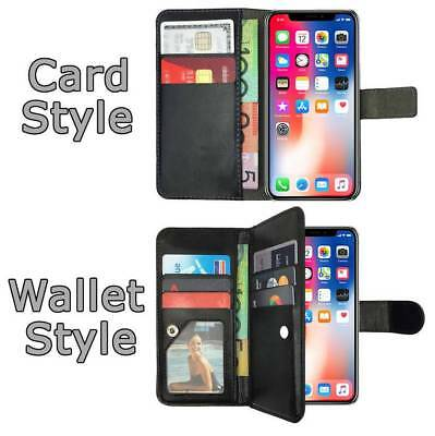 Leather Flip Case Wallet Cover Stand For Apple iPhone 7 6S 6 Plus 5S 5C 5 4 SE 8 7