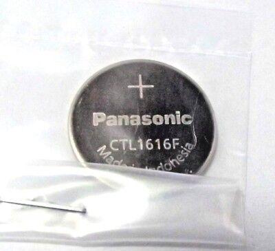 ACCUMULATORE capacitor CTL 1616 LITHIUM SOLARE PANASONIC x casio 3