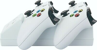 Venom Xbox One Twin Charging Station with 2 Rechargeable Battery Packs - White 6