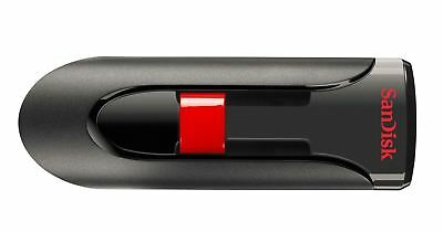 Sandisk Cruzer Glide 16Gb Usb 3.0 Flash Drive Memory Stick Thumb Storage 16 Gb