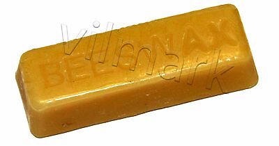 Beeswax 5 oz Filtered 100% Pure Yellow Premium Bees Wax Cosmetic Grade A 5 bars 2