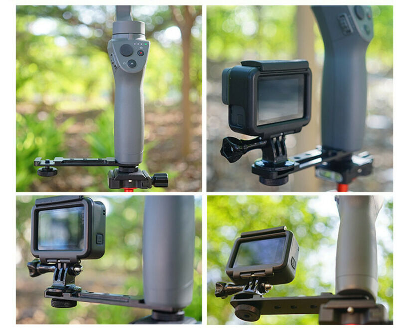 For DJI Osmo Mobile 2/3 Handheld 3Axis Gimbal Stabilizer Holder Smartphone 6