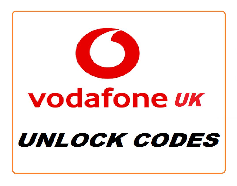Vodafone UK Unlock Code Samsung Galaxy S10 S10e S10 S10+ S8 S9 fast Unlock 2