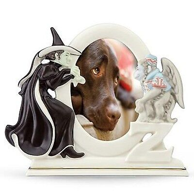 """Lenox Wizard of Oz Dorothy /& Toto Picture Frame 4x6/"""" New"""