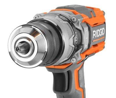 New Ridgid Aeg Compact Brushless 18 V Hammer Drill Latest Gen5X Freepost From Uk 2
