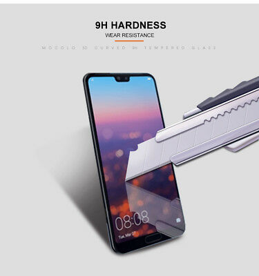 Full Cover Tempered Glass Screen Protector Huawei P20 Pro lite/ P Smart /Nova 3i 8