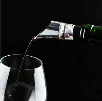 Fashion Superior Quality Red Wine Aerator Pour Spout Bottle Stopper Decanter PAT 2