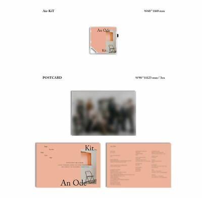 SEVENTEEN 3RD ALBUM An Ode K-POP KIHNO + PHOTOCARD SET SEALED 3