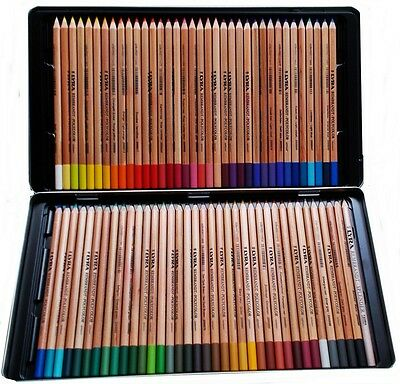 Coloured pencils POLYCOLOR REMBRANDT LYRA 72 colours in Gift box 2001720 3