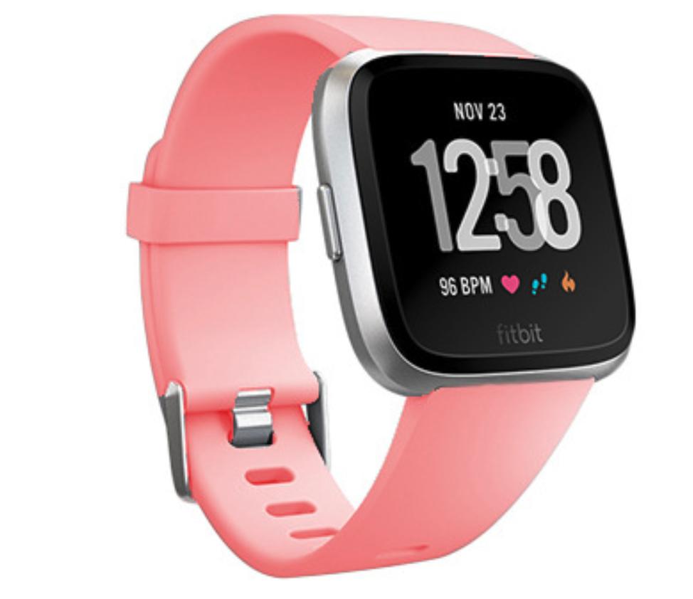 For Fitbit Versa 2/Versa Lite/Versa Replacement Silicone Sport Watch Band Strap 11