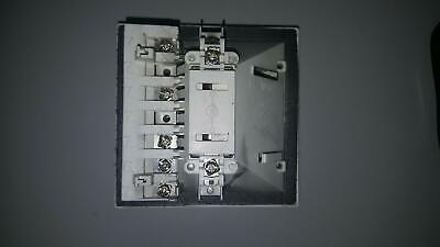 Siedle Tastenmodul TM 511-04 W Klingeltaster Klingel Taste Sprechanlage weiß 2