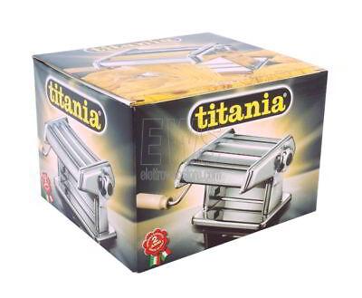Imperia Titania Macchina Per La Pasta Manuale Sfogliatrice Tagli Inclusi Mod.190 3