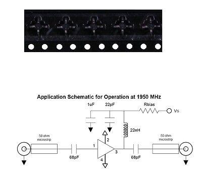 25 Stück SNA-586 MMIC