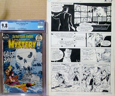 Mister Miracle 15 ORIGINAL ART PAGE 21 Joe Phillips 1990 DC Comics Pencil & Ink 2